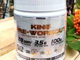 KING PRE-WORKOUT 100 G (Предтренировочный комплекс)