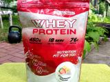 WHEY PROTEIN 450 G (Концентрат сывороточного белка 450 г)